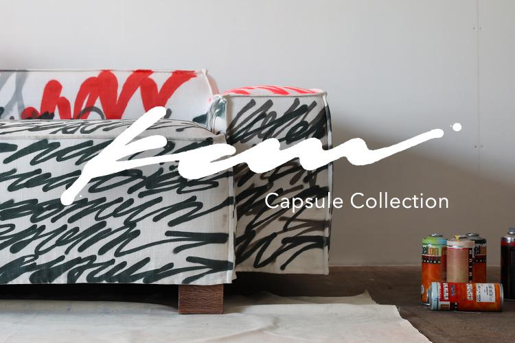 WTW × Ryuji Kamiyama Capsule Collection
