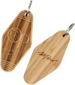 OP×WTW BAMBOO KEY TAG