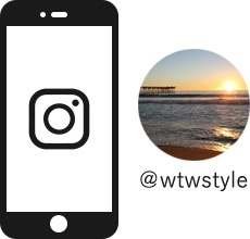 STEP01 Instagramで公式アカウント(@wtwstyle)をフォロー